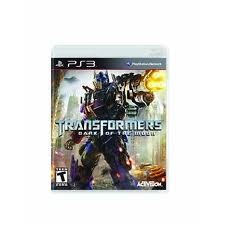 SONY Sony PlayStation 3 Game TRANSFORMERS DARK OF THE MOON