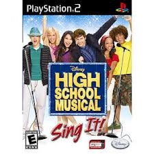 SONY Sony PlayStation 2 DISNEY HIGH SCHOOL MUSICAL