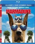 BLU-RAY MOVIE Blu-Ray MARMADUKE