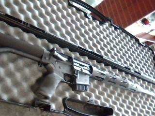 OLYMPIC ARMS Rifle GSG2-6.5G-BL