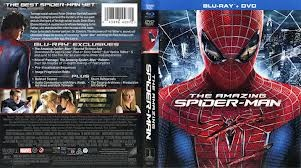 BLU-RAY MOVIE Blu-Ray THE AMAZING SPIDER-MAN