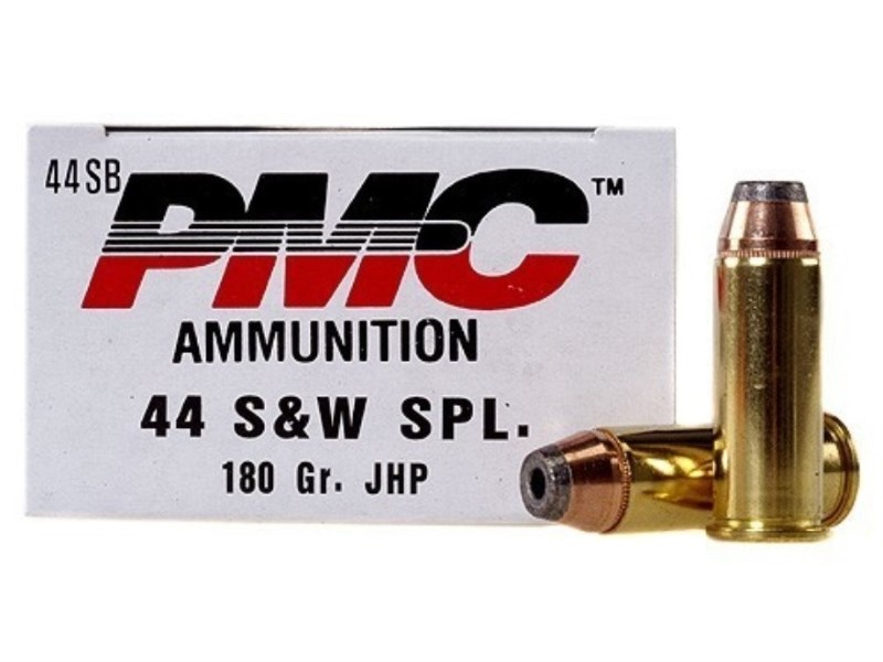 PMC AMMUNITION Ammunition BRONZE 44 SMITH WESSON