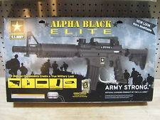 US ARMY Paintball ALPHA BLACK ELITE