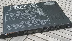 ROLAND Synthesizer GP8 PROCESSOR