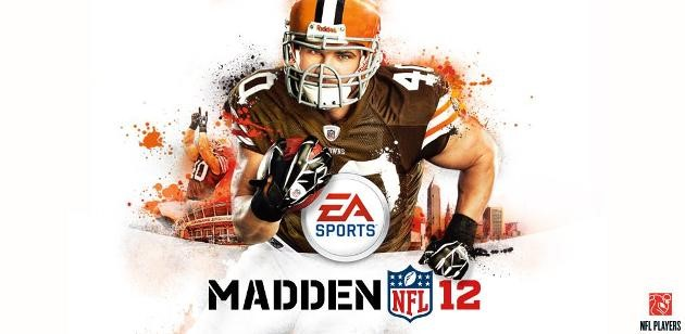 EA Sony PlayStation 3 Game MADDEN 12