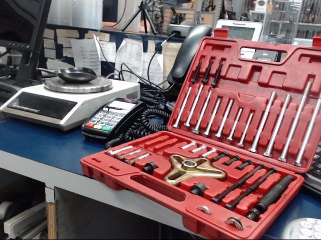GRIP POD SYSTEMS Hand Tool HARMONIC BALANCER REMOVER