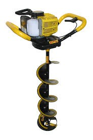 JIFFY Misc Fishing Gear STEALTH 34STX ICE AUGER
