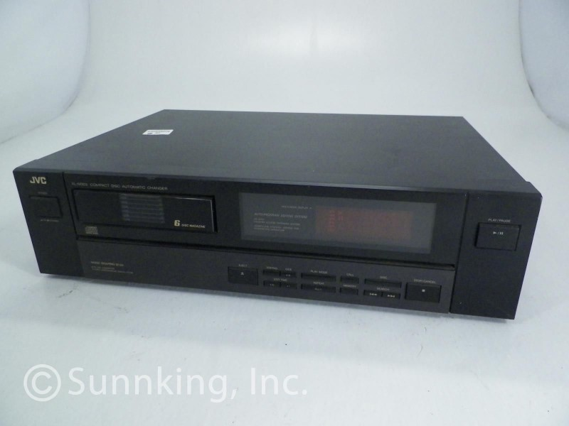 JVC CD Player & Recorder XLM303