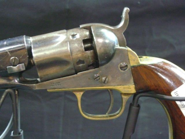 COLT Revolver ADDRESS COL. SAM L NEW YORK