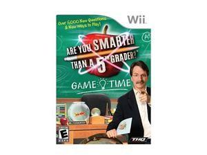 NINTENDO Nintendo Wii ARE YOU SMARTER THAN A FIFTH GRADER