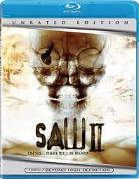 BLU-RAY MOVIE Blu-Ray SAW II