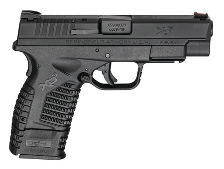 "SPRINGFIELD ARMORY Pistol XDS-9 4"" (XDS9409B)"