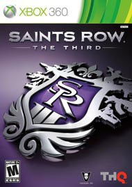 MICROSOFT Microsoft XBOX 360 Game SAINTS ROW THE THIRD