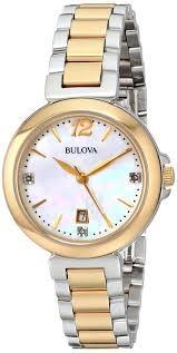 BULOVA Lady's Wristwatch 98P142