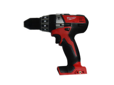 MILWAUKEE Cordless Drill 2602-20