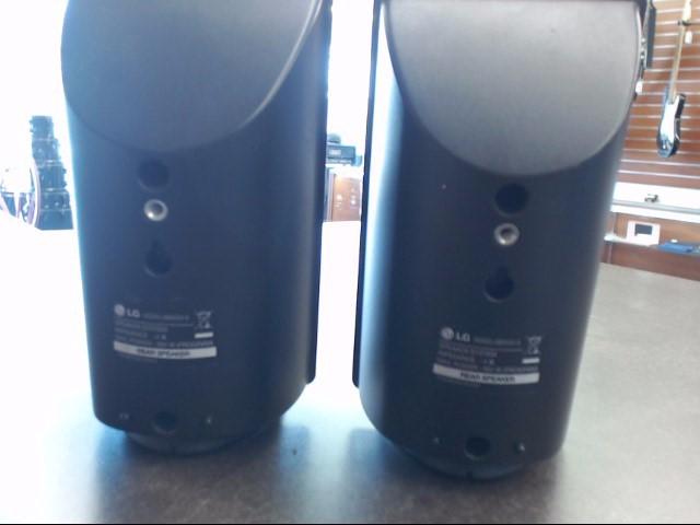LG Speakers/Subwoofer SB95SA-S