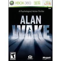 MICROSOFT Microsoft XBOX 360 Game ALAN WAKE