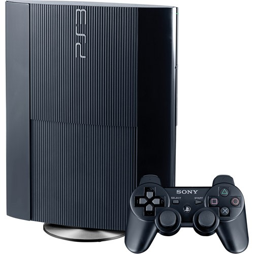 SONY PlayStation 3 PLAYSTATION 3 - SYSTEM - 250GB - CECH-4201B