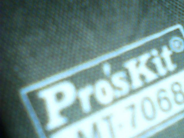 PROSKIT Multimeter MT-7068