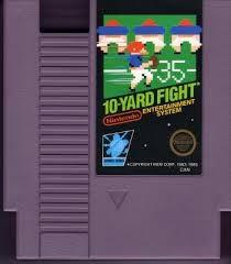 NINTENDO Nintendo NES NES 10-YARD FIGHT