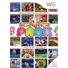 Nintendo Wii Game FURU FURU PARK