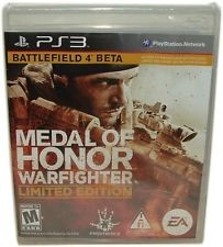 SONY Sony PlayStation 3 MEDAL OF HONOR WARFIGHTER
