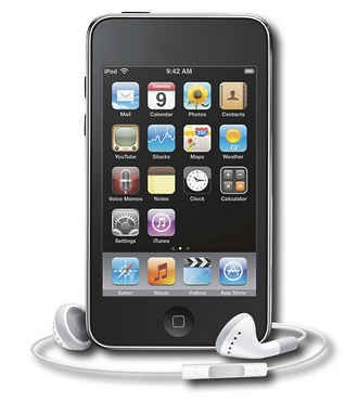APPLE IPOD IPOD MC008LL/A TOUCH 32GB