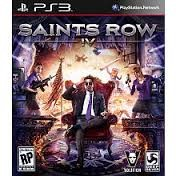 SONY Sony PlayStation 3 Game SAINTS ROW IV - PS3