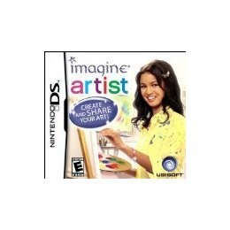 UBISOFT Nintendo DS Game IMAGINE ARTIST