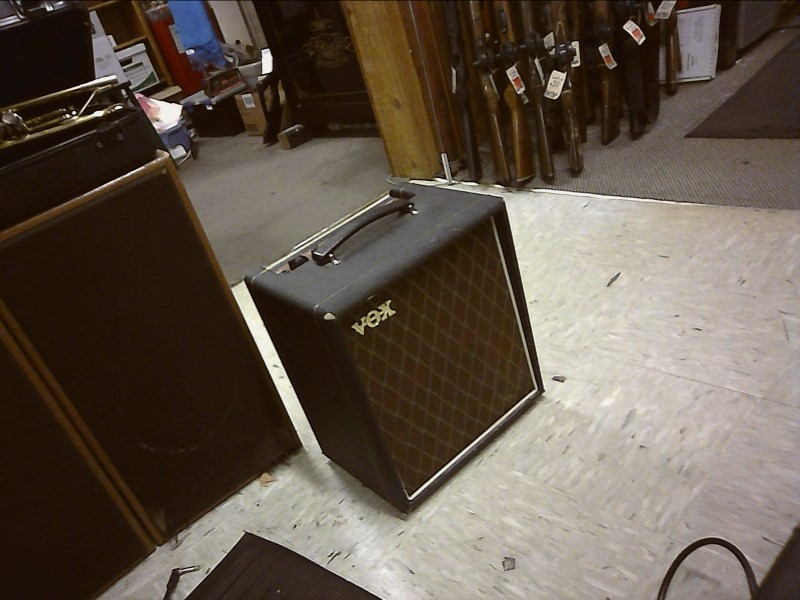 VOX Bass Guitar Amp T-15
