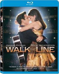 BLU-RAY MOVIE WALK THE LINE