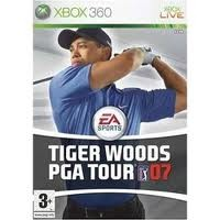 MICROSOFT Microsoft XBOX 360 Game TIGER WOODS PGA TOUR 07