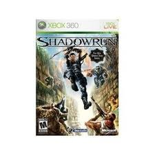 MICROSOFT Microsoft XBOX 360 Game SHADOWRUN