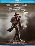 BLU-RAY MOVIE WYATT EARP