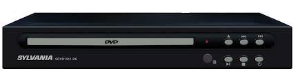 SYLVANIA DVD Player SDVD1041-DG1