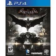 batman arkham knight-PS4