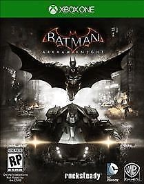 MICROSOFT Microsoft XBOX One Game BATMAN ARKAM KNIGHT - XBOX ONE