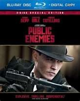 BLU-RAY MOVIE Blu-Ray PUBLIC ENEMIES