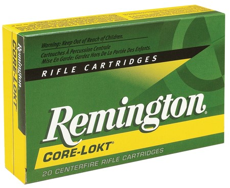 REMINGTON FIREARMS Ammunition .338 WIN MAG (R338W1)