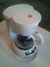 MR COFFEE Coffee Maker TF6