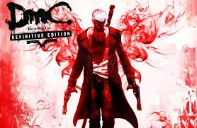 SONY Sony PlayStation 4 Game 4 DMC DEVIL MAY CRY
