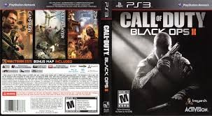 SONY Sony PlayStation 3 Game CALL OF DUTY BLACK OPS II