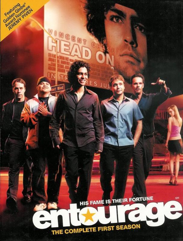 DVD BOX SET DVD ENTOURAGE SEASON 1