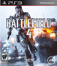 SONY Playstation 3 ps3 Battlefield 4