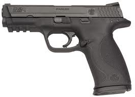 SMITH & WESSON Pistol M&P 9
