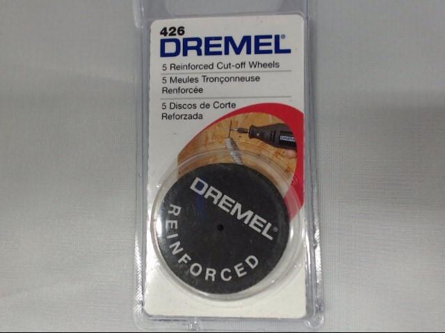 DREMEL Drill Bits/Blades 426