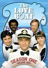 DVD BOX SET DVD THE LOVE BOAT SEASON ONE VOLUME ONE