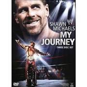 DVD BOX SET DVD SHAWN MICHAELS MY JOURNEY