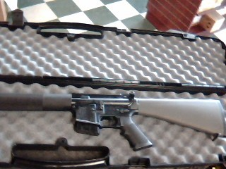 OLYMPIC ARMS Rifle K8-6.5G