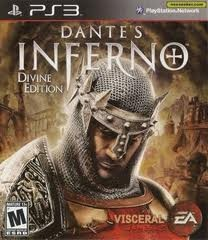 SONY Sony PlayStation 3 Game DANTE'S INFERNO DIVINE EDITION